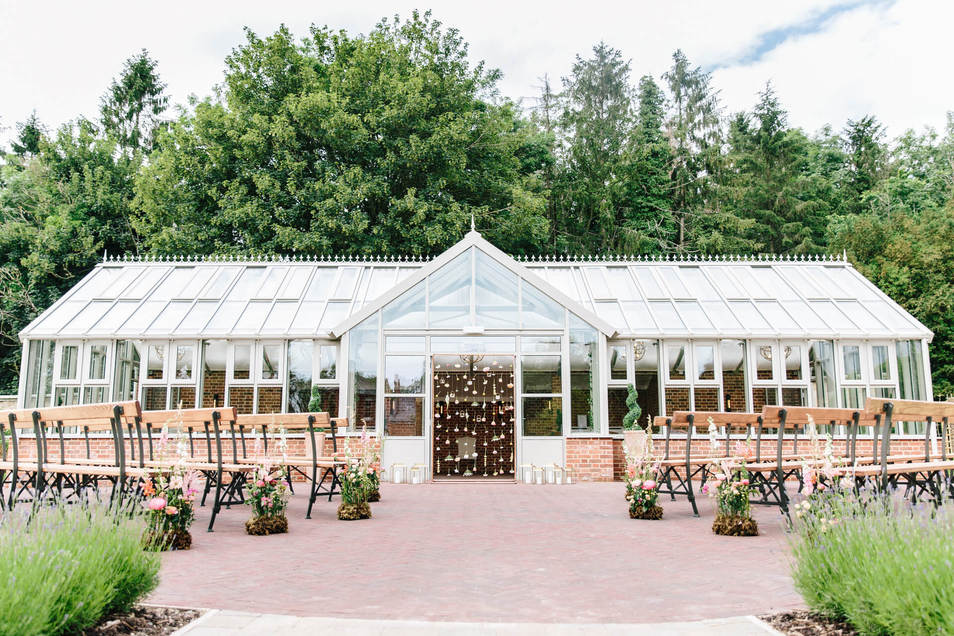 The Glasshouse at Syrencot